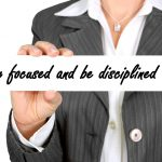 Saving money through self discipline